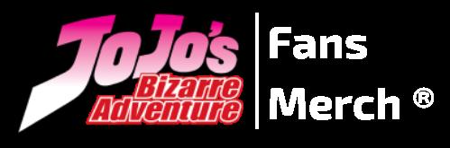 Jojo's Bizarre Adventure Merch