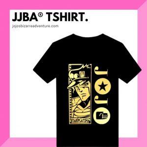 Jojo's Bizarre Adventure Shirts