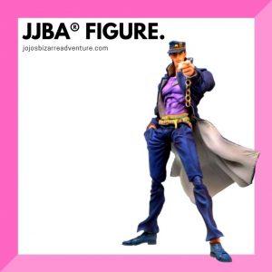 Jojo's Bizarre Adventure Figures
