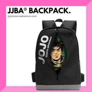 Jojo's Bizarre Adventure Backpack