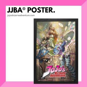 Jojo's Bizarre Adventure Posters