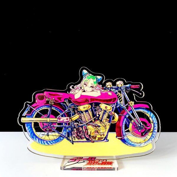 16cm JOJO JOJO s Bizarre Adventure Kakyoin Noriaki Polnareff dio acrylic stand figure model plate holder 1 - Jojo's Bizarre Adventure Merch