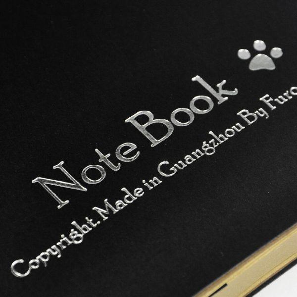 Anime JOJO s Bizarre Adventure Journal Memo Notebook Diary Workbooks Travel Books Cosplay Gifts 3 - Jojo's Bizarre Adventure Merch