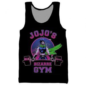 Jojo's Bizarre Adventure Tank Top