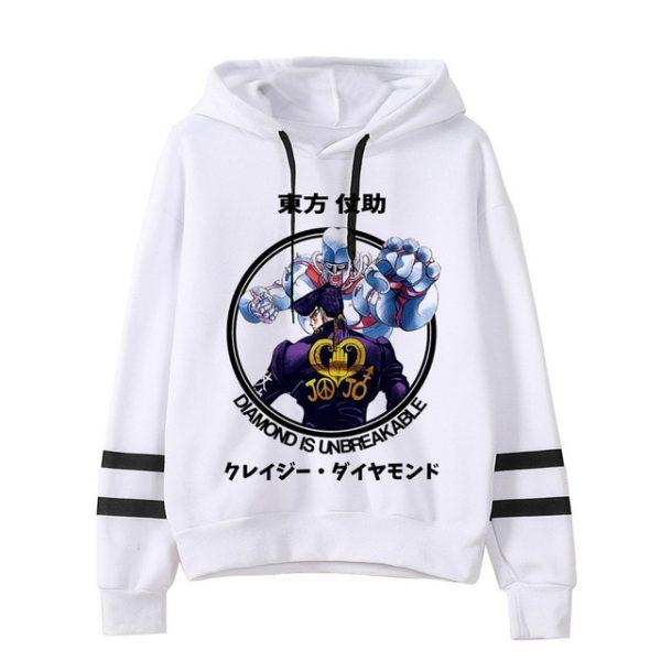 JoJo Bizarre Adventure Hoodie Japanese Anime Men women Funny Sweatshirt Harajuku Cartoon Hip Hop Vintage Clothes 16.jpg 640x640 16 - Jojo's Bizarre Adventure Merch