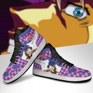 JJBA Shoes - Jordan Sneakers Jonathan Joestar Anime Shoes