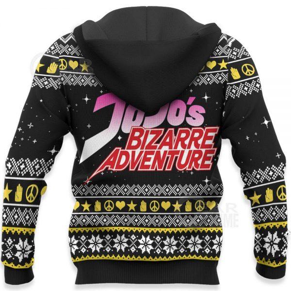 1105 AOP Jojo Ugly Sweater VA 7 HD Back - Jojo's Bizarre Adventure Merch