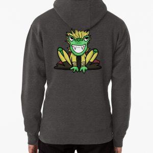 Dio Frog JJBA Hoodie
