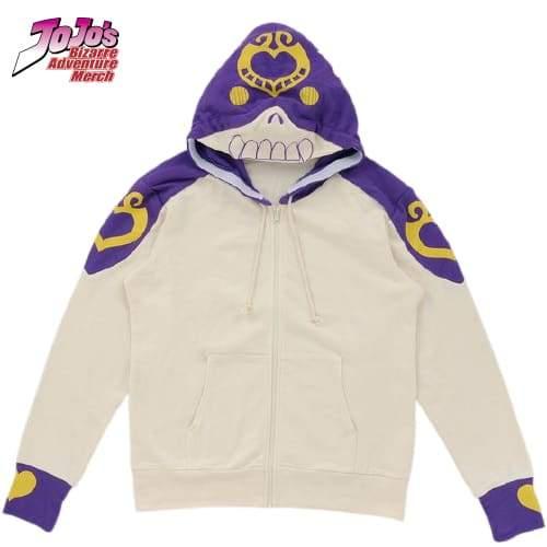 cream jojo hoodie jojos bizarre adventure merch 865 - Jojo's Bizarre Adventure Merch
