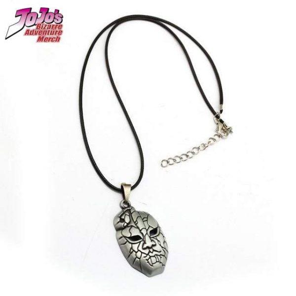 dio stone mask necklace jojos bizarre adventure merch 571 - Jojo's Bizarre Adventure Merch