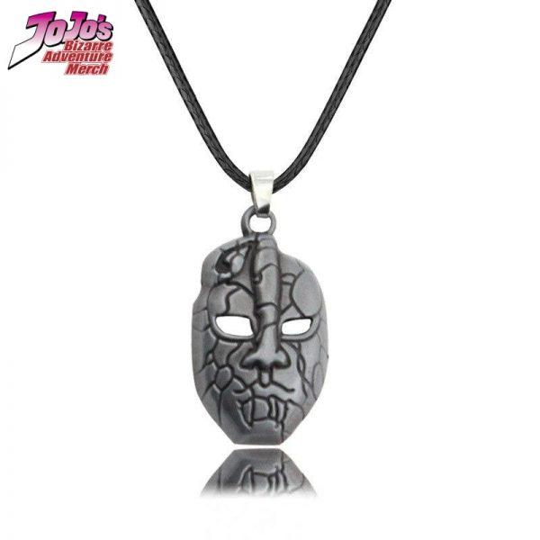 dio stone mask necklace jojos bizarre adventure merch 662 - Jojo's Bizarre Adventure Merch