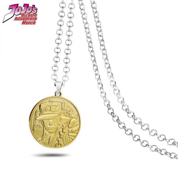 dio x jotaro necklace jojos bizarre adventure merch 745 - Jojo's Bizarre Adventure Merch