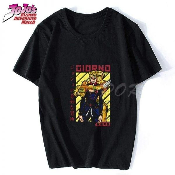 giorno shirt jojos bizarre adventure merch 590 - Jojo's Bizarre Adventure Merch