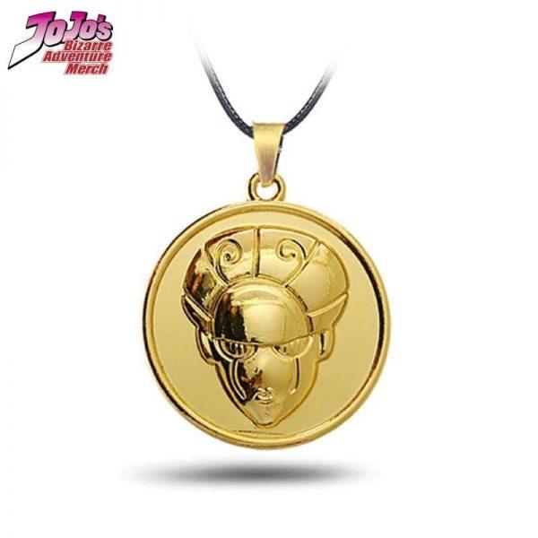 gold experience necklace jojos bizarre adventure merch 965 - Jojo's Bizarre Adventure Merch
