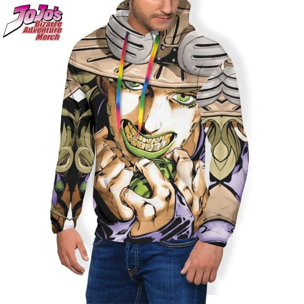 gyro zeppeli hoodie jojos bizarre adventure merch 572 - Jojo's Bizarre Adventure Merch