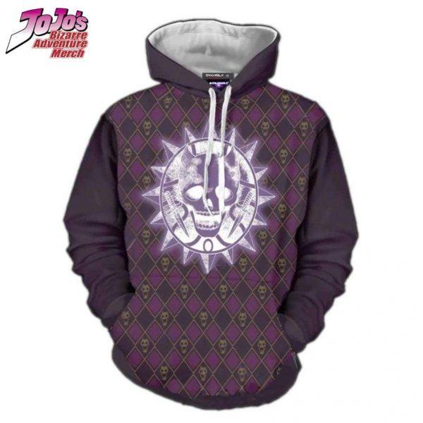 jojo breakdown hoodie jojos bizarre adventure merch 507 - Jojo's Bizarre Adventure Merch