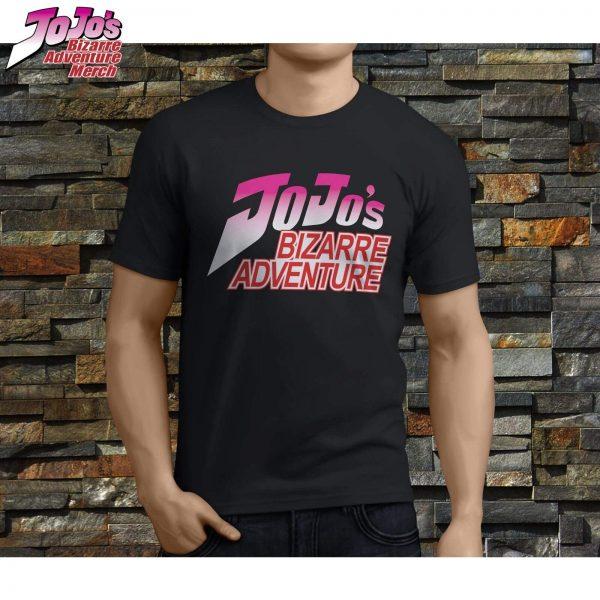 jojo logo shirt jojos bizarre adventure merch 960 - Jojo's Bizarre Adventure Merch