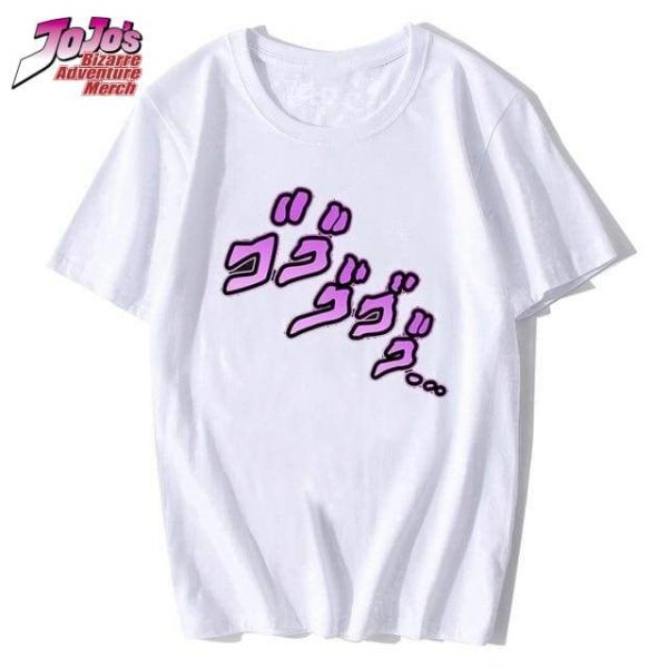 jojo menacing shirt jojos bizarre adventure merch 721 - Jojo's Bizarre Adventure Merch
