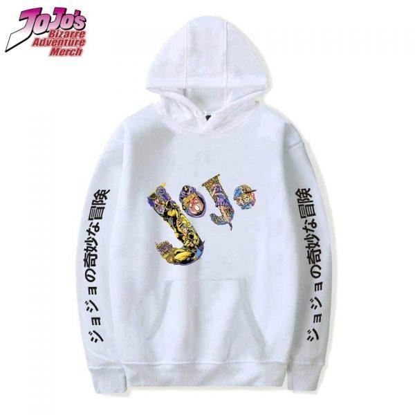 jojo pullover hoodie jojos bizarre adventure merch 952 - Jojo's Bizarre Adventure Merch