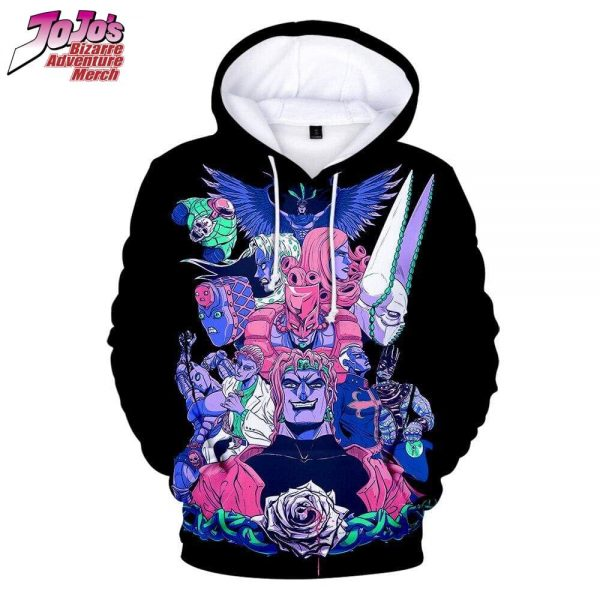 jojo villains hoodie jojos bizarre adventure merch 790 - Jojo's Bizarre Adventure Merch