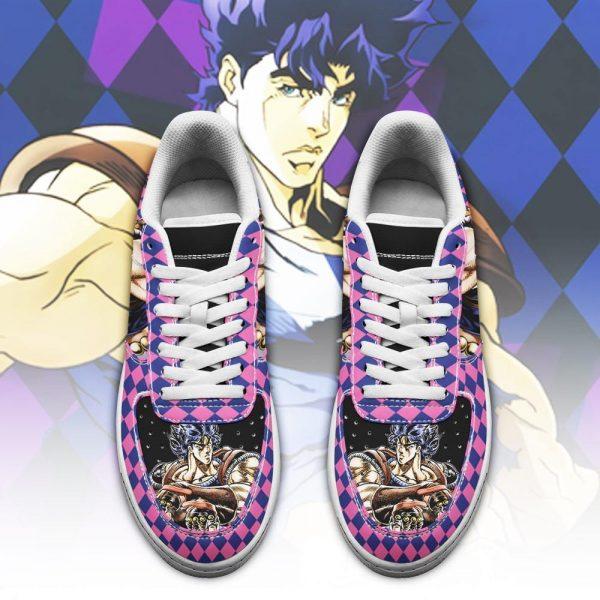 jonathan joestar air force sneakers jojo anime shoes fan gift idea pt06 gearanime 2 - Jojo's Bizarre Adventure Merch