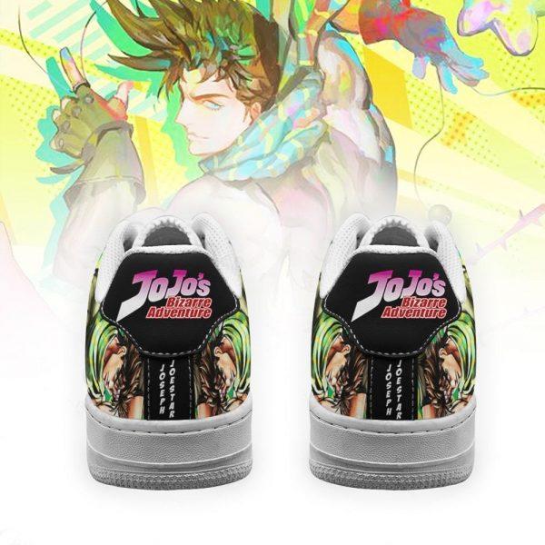 joseph joestar air force sneakers jojo anime shoes fan gift idea pt06 gearanime 3 - Jojo's Bizarre Adventure Merch