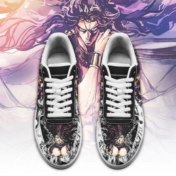 kars air force sneakers manga style jojos anime shoes fan gift idea pt06 gearanime 2 - Jojo's Bizarre Adventure Merch