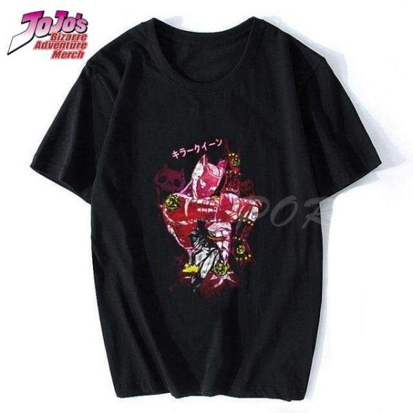 killer queen jojo shirt jojos bizarre adventure merch 809 - Jojo's Bizarre Adventure Merch