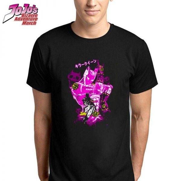 killer queen jojo shirt jojos bizarre adventure merch 885 - Jojo's Bizarre Adventure Merch