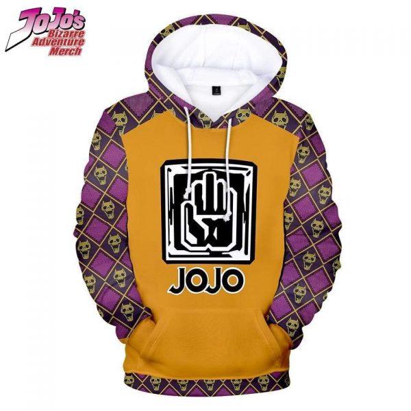 kira yoshikage background hoodie jojos bizarre adventure merch 268 - Jojo's Bizarre Adventure Merch