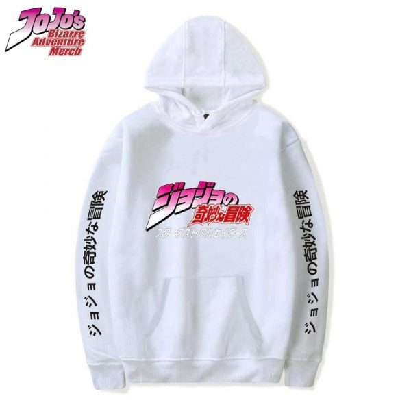official jojo hoodie jojos bizarre adventure merch 159 - Jojo's Bizarre Adventure Merch