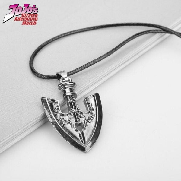 stand arrow necklace jojos bizarre adventure merch 493 - Jojo's Bizarre Adventure Merch