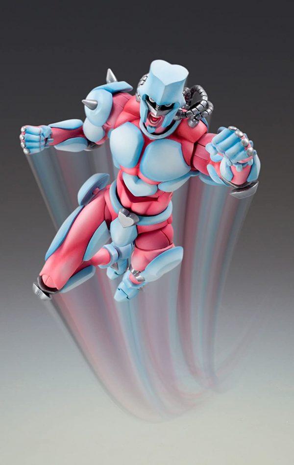JoJo's Bizarre Adventure - Crazy Diamond Action Figure Jojo's Bizarre Adventure Merch