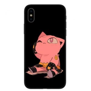 JoJo's Bizarre Adventure - Killer Queen Chibi iPhone Case Jojo's Bizarre Adventure Merch