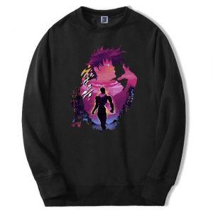 JoJo's Bizarre Adventure - Young Joseph Joestar Sweatshirt Jojo's Bizarre Adventure Merch