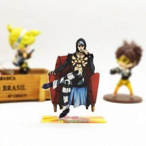 JoJo's Bizarre Adventure  Risotto Nero Golden Wind Figure Jojo's Bizarre Adventure Merch