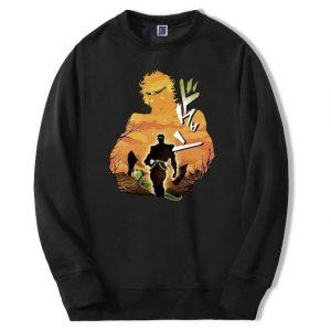 JoJo's Bizarre Adventure - Dio Brando Stardust Crusaders Sweatshirt Jojo's Bizarre Adventure Merch