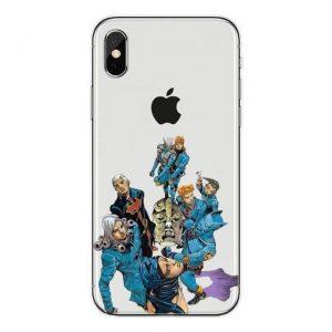 JoJo's Bizarre Adventure - Villains iPhone Case Jojo's Bizarre Adventure Merch