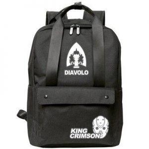 JoJo's Bizarre Adventure - Diavolo x King Crimson Backpack Jojo's Bizarre Adventure Merch