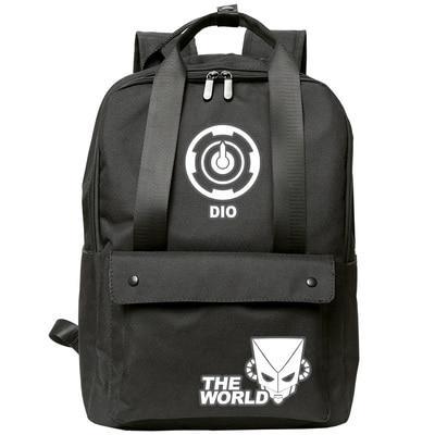 JoJo's Bizarre Adventure - Dio x The World Backpack Jojo's Bizarre Adventure Merch