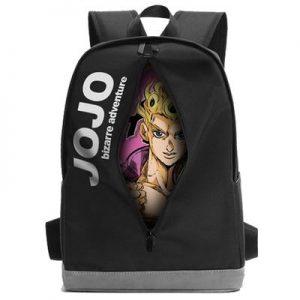 JoJo's Bizarre Adventure - Giorno Giovanna Backpack Jojo's Bizarre Adventure Merch