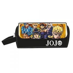 JoJo's Bizarre Adventure - Passione Jojo Pencil Case Jojo's Bizarre Adventure Merch