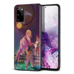 JoJo's Bizarre Adventure - Pannacotta Fugo x Narancia Ghirga Samsung Case Jojo's Bizarre Adventure Merch