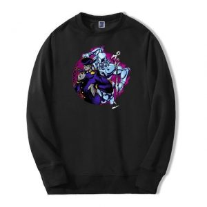 JoJo's Bizarre Adventure - Josuke and Crazy Diamond Sweatshirt Jojo's Bizarre Adventure Merch