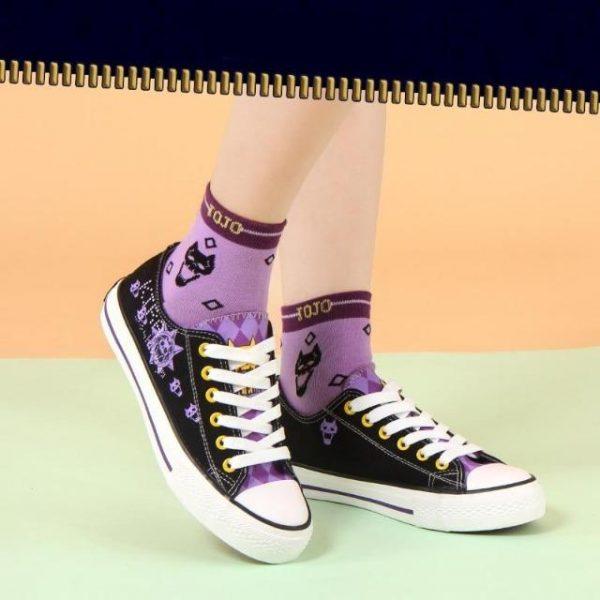 JoJo's Bizarre Adventure - Killer Queen Shoes Jojo's Bizarre Adventure Merch