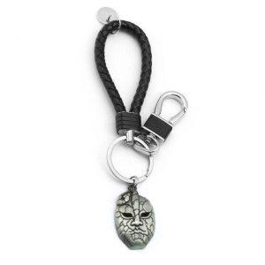 JoJo's Bizarre Adventure - Stone Mask Keychain Jojo's Bizarre Adventure Merch
