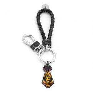 JoJo's Bizarre Adventure - Yoshikage Kira's Necktie Keychain Jojo's Bizarre Adventure Merch