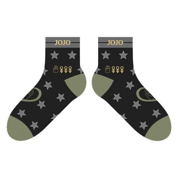 JoJo's Bizarre Adventure - Jotaro Kujo Stylish Socks Jojo's Bizarre Adventure Merch