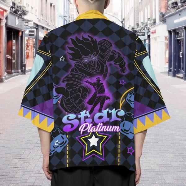 star platinum kimono 280594 - Jojo's Bizarre Adventure Merch