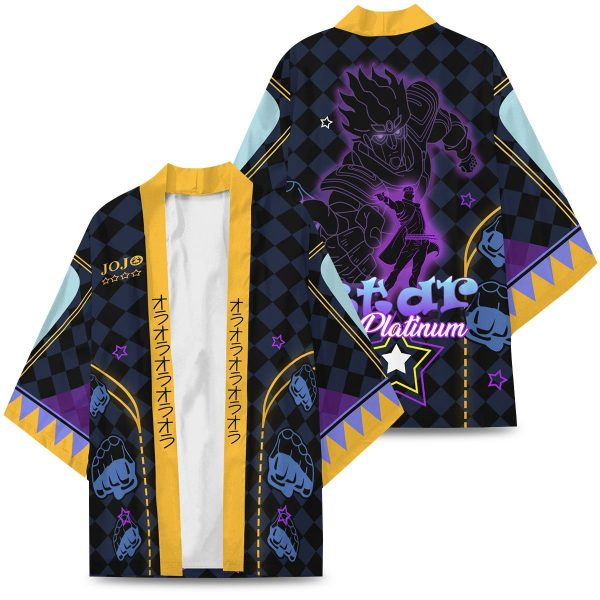star platinum kimono 326716 - Jojo's Bizarre Adventure Merch
